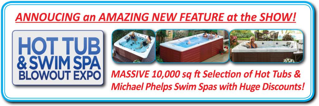 Tinley Park Home Show Spa Ad